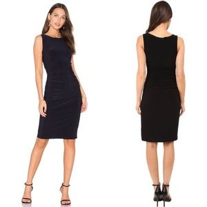 Norma KamaliKulture Sleeveless Shirred Waist Dress
